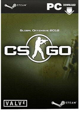 Counter-Strike Global Offensive Key [STEAM KEY] STEAM Download Code [EU]
