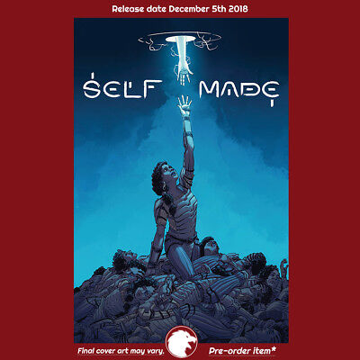 SELF MADE #1 (MR) 1st Print (WK49.18) (W) Matt Groom (A/CA) Eduardo Ferigato