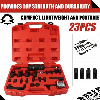 Diesel Injector Puller Remover Tool 23pc Master Universal Kit All Makes R