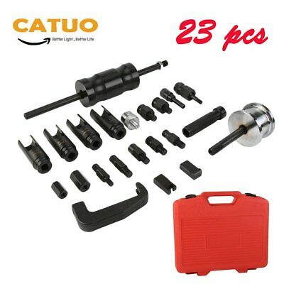 New 23PC Diesel Injector Puller Remover Master Tool Kit BOSCH Remover Tool TA