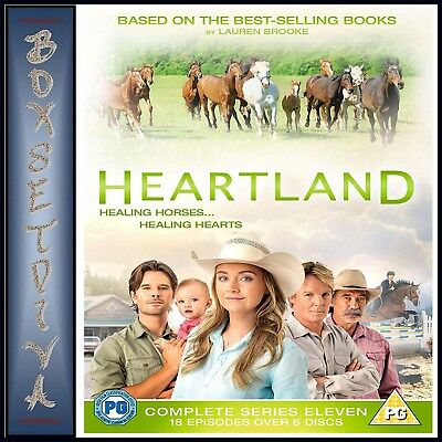 Heartland Complete Season 11 - Eleventh Season ** Brand New Dvd