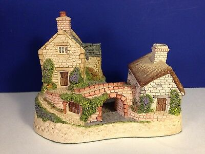 David Winter Cottages ONLY A SPAN APART w/ box & COA Combine Shipping!
