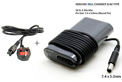 DELL LATITUDE 7490 CHARGER - NEW 65W ADAPTER for Dell