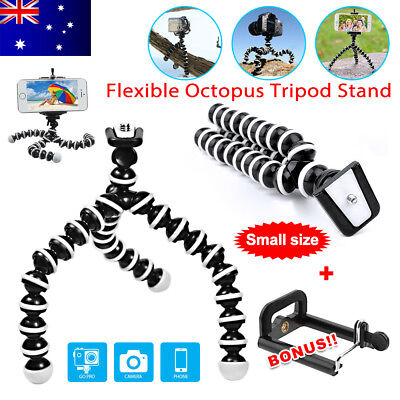 Flexible Octopus Tripod Stand Gorilla Pod For Universal Phone Camera DSLR GoPro