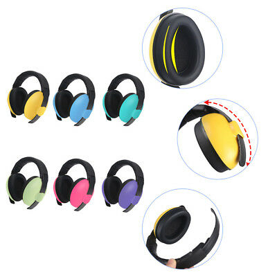 Baby Noise Cancelling Headphones Safety Earmuffs Kids Ear Protection 31dB NRR UK