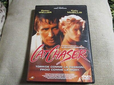 "DVD ""CAT CHASER (CATCHASER)"" Peter WELLER, Kelly McGILLIS / Abel FERRARA"