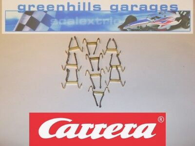 Greenhills Carrera Evolution Parts Pack Double sliding Contacts / Braids / Br...