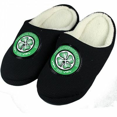 Official Licensed Celtic Fc  Slippers Adults & Boys Choice Of Sizes Mules