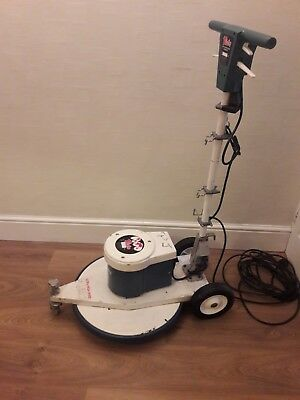 Victor Supreme floor polisher buffer. Ultra high speed 1500rpm. New price £160