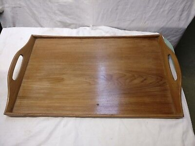 ESA Large Danish Teak Tea Tray 1960/70s Retro.Really nice big tray.