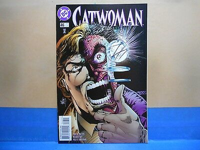 CATWOMAN Volume 1 #46 of 94 1993-2001 DC Comics Uncertified BALENT, MOENCH