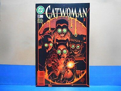 CATWOMAN Volume 1 #29 of 94 1993-2001 DC Comics Uncertified BALENT, DIXON