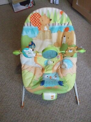 d4d1d4115 BRIGHT STARTS BABY chair - baby bouncer - £0.99