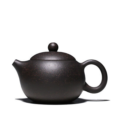 Tea Pot Nature Purple Clay Xishi Yixing Zisha Pot&certificate 160Cc On Sales