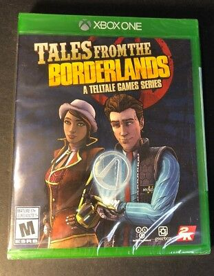 Tales From the Borderlands (XBOX ONE) NEW