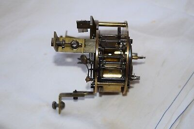antique french wall  clock movements