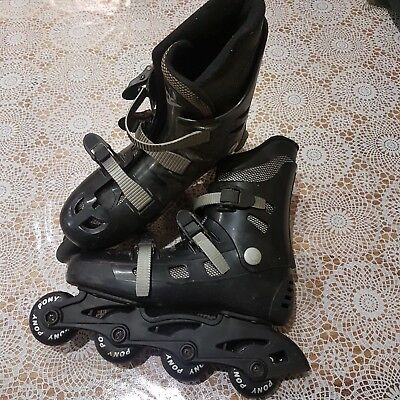 Pony Roller Blades UK Size 8