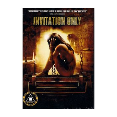 Dvd Invitation Only Total Uncut Fsk18 Neu Ovp Limited Kleine Hartbox 3000 Catiii