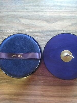 Avon Moonwind Beauty Dust With Puff - 6 Oz. - New Sealed - 1970's Mint Vintage