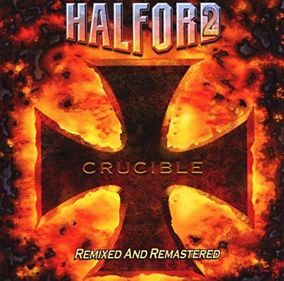Halford - Crucible  Remixed and Remastered [CD]