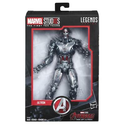 Ultron Actionfigur Marvel Legends, Cinematic Universe 10th Anniversary, Avengers