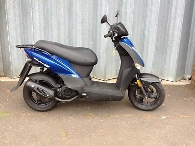 Kymco Agility 125 2013 Learner Legal Fourstroke Twist N Go Scooter 1 Owner
