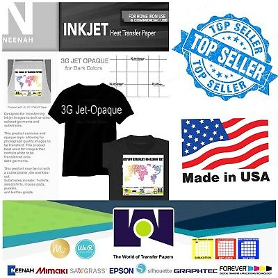 c843723b0 Iron-On Paper, Heat Transfer, Screen & Specialty Printing, Printing ...