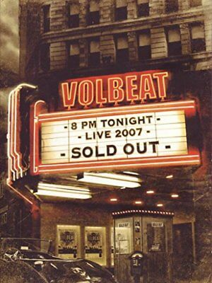 Volbeat Live  Sold Out! 2007 [DVD] [2008][Region 2]