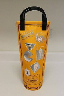 Veuve Clicquot Champagne Bottle Insulated Carrier Bag Case