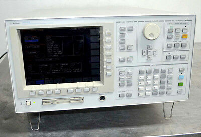 Agilent 4156B Precision Semiconductor Parameter Analyzer [#A7]