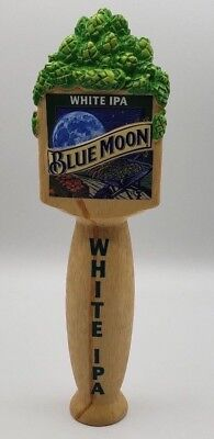 *NEW IN BOX* Blue Moon White IPA Beer Tap Handle