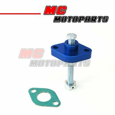 Fit Suzuki GSXR 750 96 97 98 99 Manual Cam Chain Tensioner Blue CNC