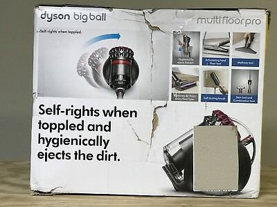 Dyson Big Ball Multi Floor Pro Canister Vacuum Cleaner CY23 New