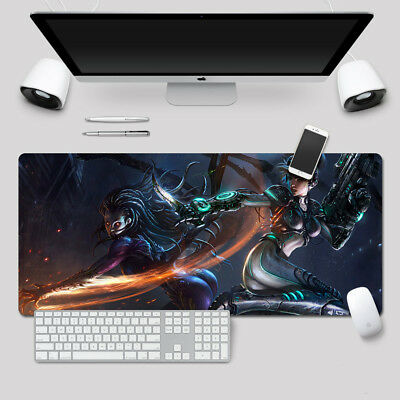 Clear color reproduction Great quality mouse pad Stationery pad STARCRAFT Queen