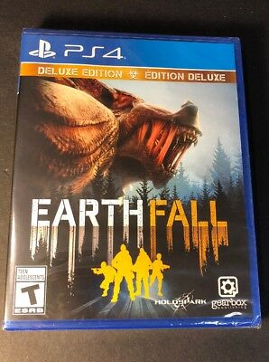 EarthFall [ Deluxe Edition ] (PS4) NEW