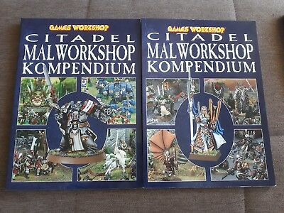 games workshop citadel malworkshop kompendium