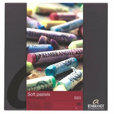 Rembrandt Artist' soft pastel - ALL COLOURS - One FREE when you buy FIVE or more