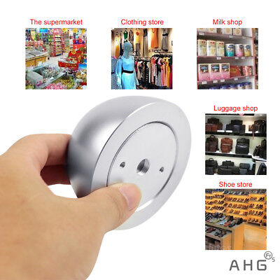 EAS Silver Magnetic Clothes Tag Detacher Magnet Security Lock Remover 74x35mm UK