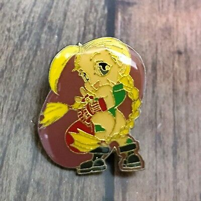 Street Fighter Pins Pin badge Cammy