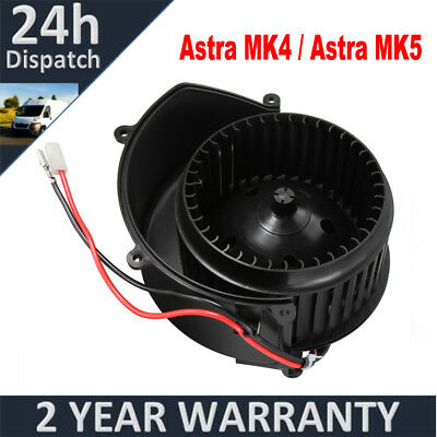 Heater Blower Fan Motor For Vauxhall Opel Astra H 98-04 / Astra G 04-05 1845101