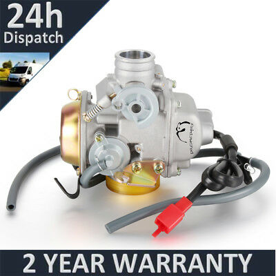 24mm Carburetor Carb For 110cc 125cc 150cc 4-Stroke Honda GY6 QMJ QMI157 QMI152