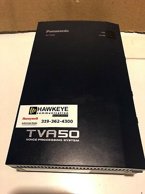 Panasonic KX-TVA50 Untested No Cables (parts Or Repair?)