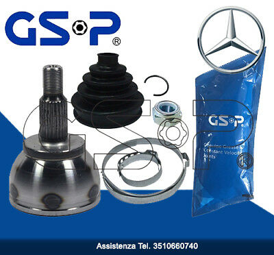 KIT GIUNTO ASSALE ANTERIORE DESTRO ANT DX per MERCEDES BENZ CLASSE W169 A 150