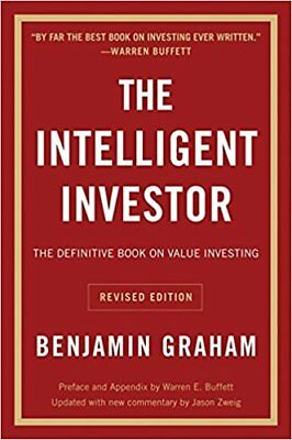 NEW The Intelligent Investor by Benjamin Graham Paperback (Free Shipping)
