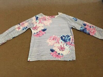 Girls Joules Harbour Top Aged 2-3