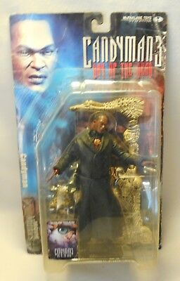 McFarlane Toys Movie Maniacs Action Figur CANDYMAN 3 Day of the dead OVP