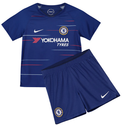Chelsea Football club Home 2018/19 Kit - Football Jersey Kids Sizes 2 - 13 years