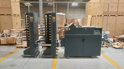 Bourg Booklet Maker/Collator System