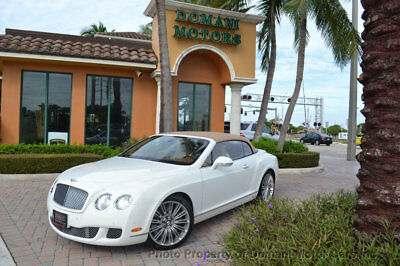 2010 Bentley Continental GT Speed NEW ARRIVAL!! GTC SPEED!!