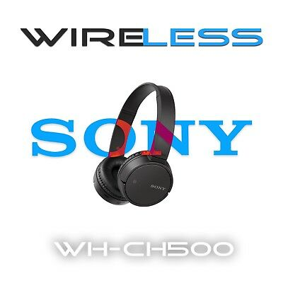 39290a73252 Specifications Source · SONY WH CH500 WIRELESS Stereo Headset CH500  Bluetooth Stamina